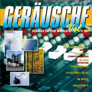 VARIOUS - GERÄUSCHE VOL.5-SOUNDS OF THE WORLD
