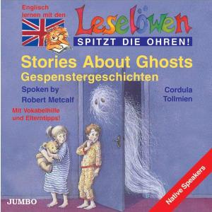 TOLLMIEN,CORDULA - LESELÖWEN: STORIES ABOUT GHOSTS