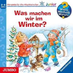 WIESO? WESHALB? WARUM? JUNIOR/ - WAS MACHEN WIR IM WINTER? (58)