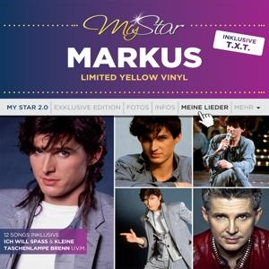 MARKUS - MY STAR (LIMITED YELLOW VINYL)