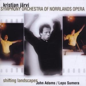 SYMPHONY ORCHESTRA OF NORRLAND - SHIFTING LANDSCAPES