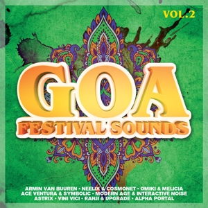 VARIOUS - GOA FESTIVAL SOUNDS VOL.2