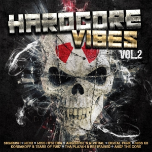 VARIOUS - HARDCORE VIBES VOL.2