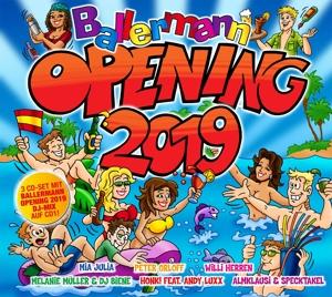 VARIOUS - BALLERMANN OPENING 2019