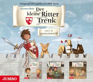 MENRAD,KARL/VARIOUS - DER KLEINE RITTER TRENK - DIE BOX 3