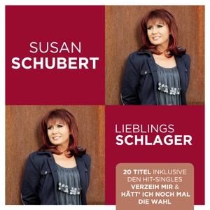 SCHUBERT,SUSAN - LIEBLINGSSCHLAGER