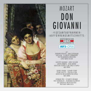 THE PHILHARMONIA ORCHESTRA AND - DON GIOVANNI - MP3 OPER