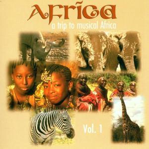 VARIOUS - AFRIKA VOL.1