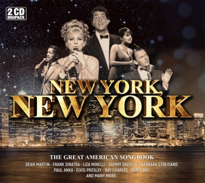 VARIOUS - NEW YORK NEW YORK - THE GREAT AMERICAN SONGBOOK