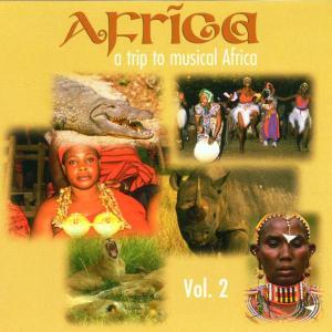 VARIOUS - AFRIKA VOL.2
