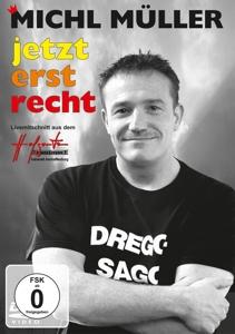 MÜLLER,MICHL - JETZTERSTRECHT LIVE (DVD)