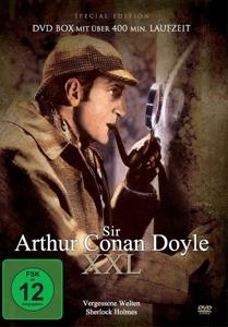 HOWARD/MARION-CRAWFORD/DUNCAN/ - SIR ARTHUR CONAN DOYLE XXL (2 DVDS: 9 FOLGEN)