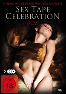 VARIOUS - SEX TAPE CELEBRATION BOX (9 FILME AUF 3 DVDS)