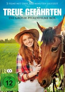 VARIOUS - TREUE GEFÄHRTEN - DIE GROSSE PFERDEFILM BOX