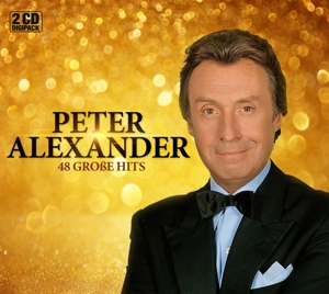 ALEXANDER,PETER - 48 GROSSE HITS