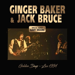 BAKER,GINGER & BRUCE,JACK - GOLDEN DAYS