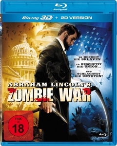 OBERST/VAIL/NORMAN/MCGRAW - ABRAHAM LINCOLN'S ZOMBIE WAR
