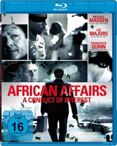 MADSEN/MAJORS/MAURER/QUINN - AFRICAN AFFAIRS - A CONFLICT OF INTEREST