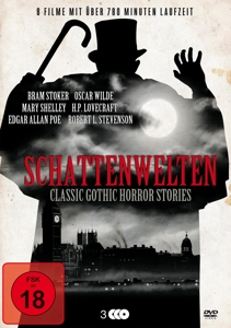 VARIOUS - SCHATTENWELTEN - CLASSIC GOTHIC HORROR STORIES