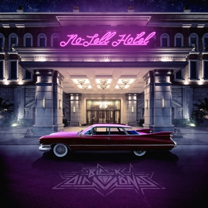 BLACK DIAMONDS - NO-TELL HOTEL (PINKES VINYL)