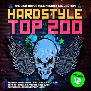 VARIOUS - HARDSTYLE TOP 200 VOL.12