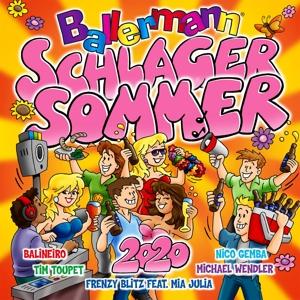 VARIOUS - BALLERMANN SCHLAGERSOMMER 2020