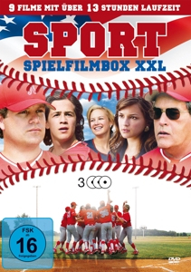 VARIOUS - SPORT SPIELFILM BOX XXL (9 FILME AUF 3 DVDS)