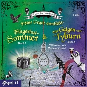 WUNDER,DIETMAR - PETER GRANT ERMITTELT: FINGERHUT-SOMMER (5)/DER GA