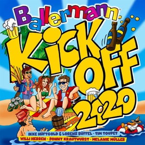 VARIOUS - BALLERMANN KICK OFF 2020