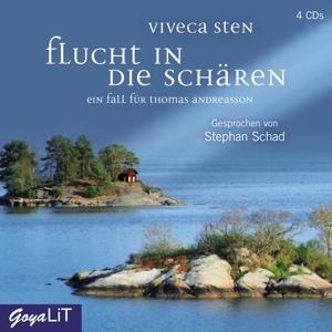 SCHAD,STEPHAN - FLUCHT IN DIE SCHÄREN (FOLGE 9)