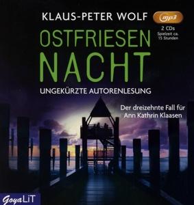 WOLF,KLAUS-PETER - OSTFRIESENNACHT (UNGEKÜRZT)