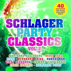 VARIOUS - SCHLAGER PARTY CLASSICS VOL.2