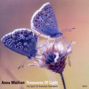 MAILIAN,ANNA - TREASURES OF LIGHT