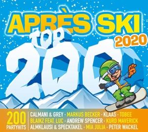 VARIOUS - APRES SKI TOP 200 2020