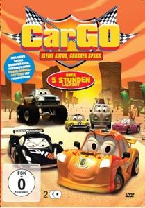 OSMENT/MEWES/ASNER/HART/VOY/DI - CARGO BOX - KLEINE AUTOS, GROSSER SPASS