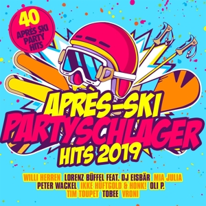 VARIOUS - APRES SKI PARTYSCHLAGER HITS 2019