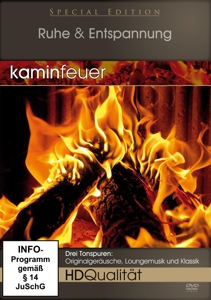 VARIOUS - KAMINFEUER IN HD