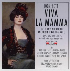 CORO E ORCHESTRA DELL`ANGELICU - VIVA LA MAMMA (LE CONVENIENZE ED INCONVENIENZE TEA