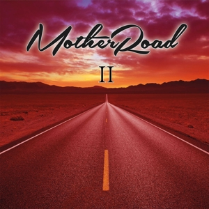 MOTHER ROAD - II (ROTES VINYL)