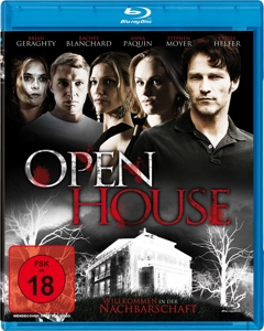 PAQUIN/MOYER/HELFER/BLANCHARD - HORROR MOVIE COLLECTION: OPEN HOUSE