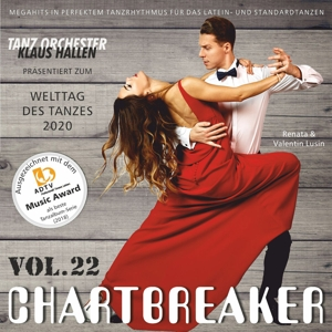 TANZORCHESTER KLAUS HALLEN - CHARTBREAKER FOR DANCING VOL. 22