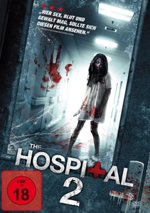 O'REAR/TAYLOR/ROCHON/EMERICK/K - THE HOSPITAL 2 (DVD)