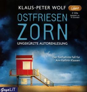 WOLF,KLAUS-PETER - OSTFRIESENZORN (UNGEKÜRZT)