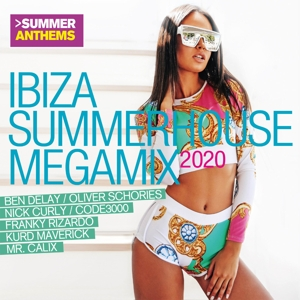 VARIOUS - IBIZA SUMMERHOUSE MEGAMIX 2020