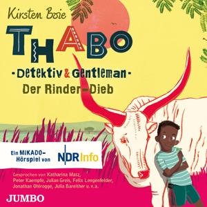 VARIOUS - THABO. DETEKTIV & GENTLEMEN (3). DER RINDER-DIEB