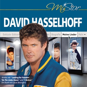 HASSELHOFF,DAVID - MY STAR
