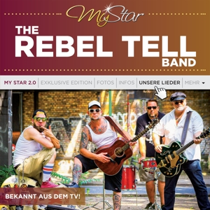REBEL TELL BAND,THE - MY STAR