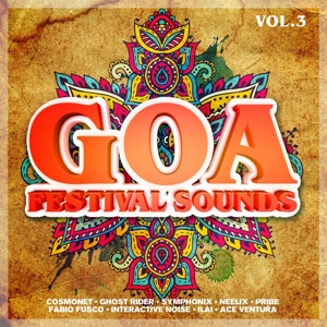 VARIOUS - GOA FESTIVAL SOUNDS VOL.3