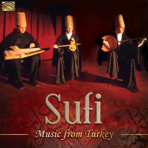 VARIOUS - SUFI MUSIC FROM TURKEY