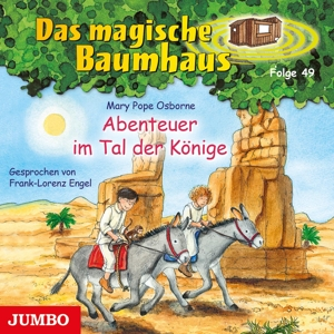 ENGEL,FRANK-LORENZ - DAS MAGISCHE BAUMHAUS 49/ABENTEUER IM TAL DER KÖNI